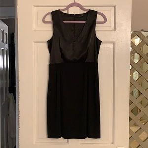 Black Tahiti Cocktail Dress